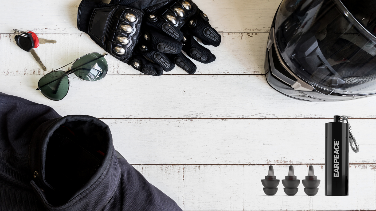 Motorcycle Safety Course 201 - 5 Types of Gear You Need Every Time You Ride