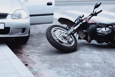 Training reduces risk of motorcycle accidents.