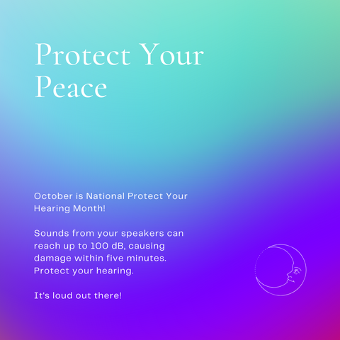 National Hearing Protection Month Protect Your Hearing and Your Peace