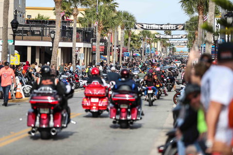 Daytona Bike Week and Biketoberfest