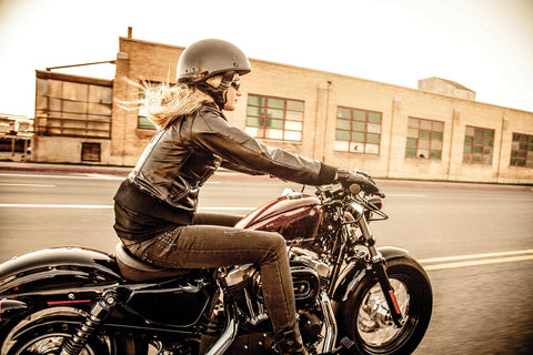Women's Motorcycle Rally