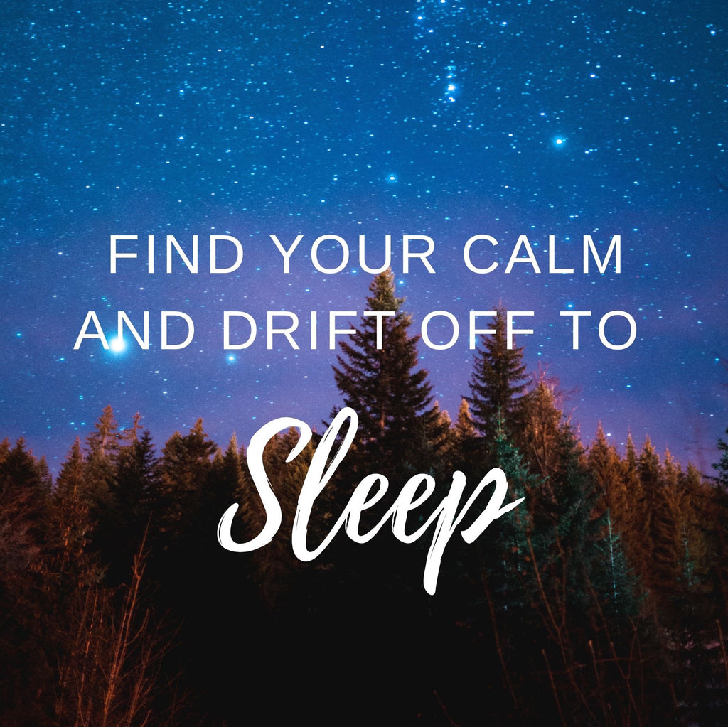 Find Your Calm + Drift Off To Sleep [Free Audio Course]