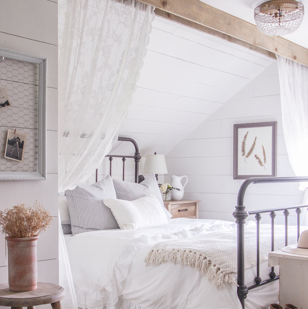 Luxe Living: How To Make A Beautiful Bed