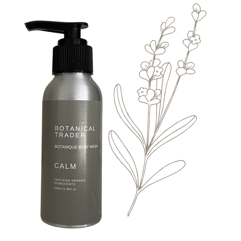 Calming Body Wash: Lavender + Australian Sweet Orange