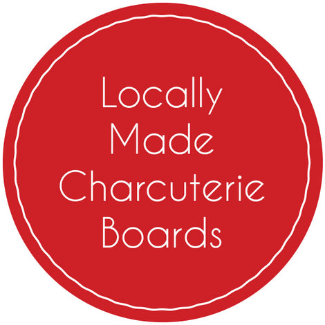 Locally Made Charcuterie Boards