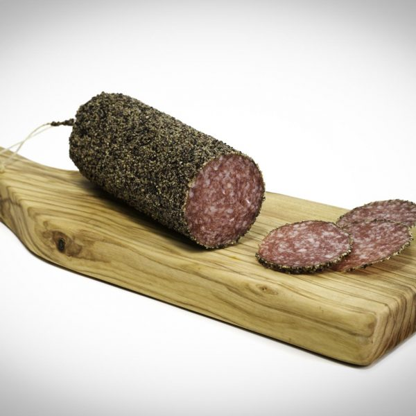 Creel & Gambrel Pepper Salami