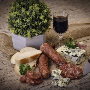 Artisinal Dry Sausage - Blue Cheese