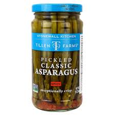 Pickled Classic Asparagus - Spicy