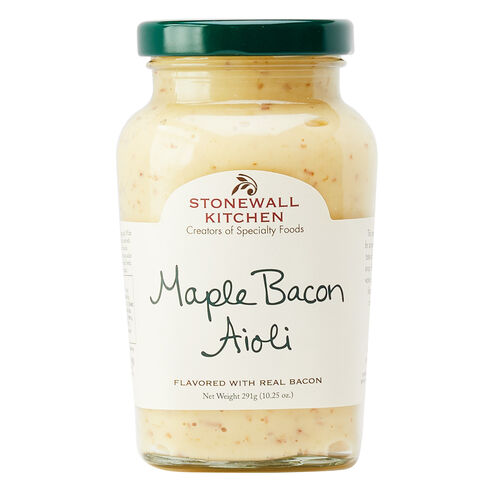 Maple Bacon Aioli