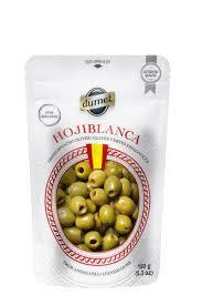 Hojiblanca Spanish Green Olives