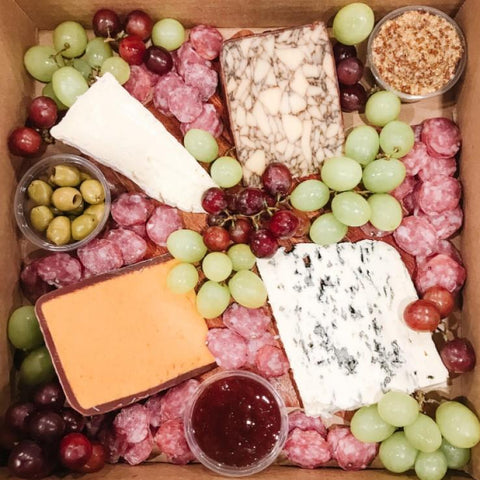 Charcuterie Board International Delight - The Perth Cheese Shop