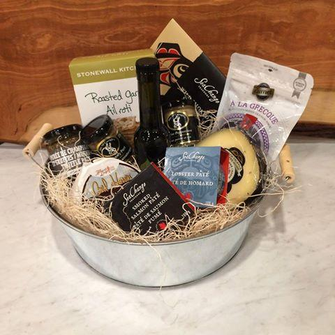 Gift Basket Tay River Smokehouse - The Perth Cheese Shop