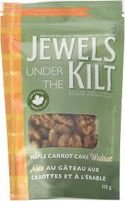 Jewels Under The Kilt Carrot Cake Walnut`