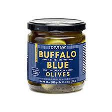 Buffalo Blue Olives
