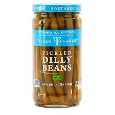 Pickled Dilly Beans - Mild