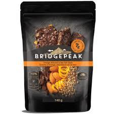 Bridgepeak Orange, Almond & Sea Salt Bark