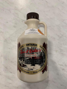 Oliver's Mapleworks Maple Syrup