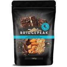 Bridgepeak Almond & Sea Salt Bark