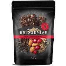 Bridgepeak Cranberry, Almond & Sea Salt Bark