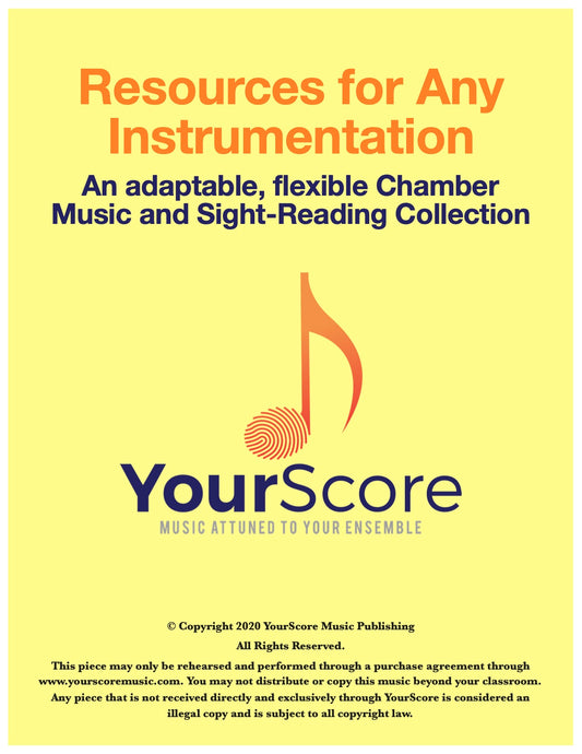 Resources for Any Instrumentation Combo Pack
