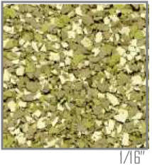 Earth Tones ColorFlakes™ - 50lbs Box