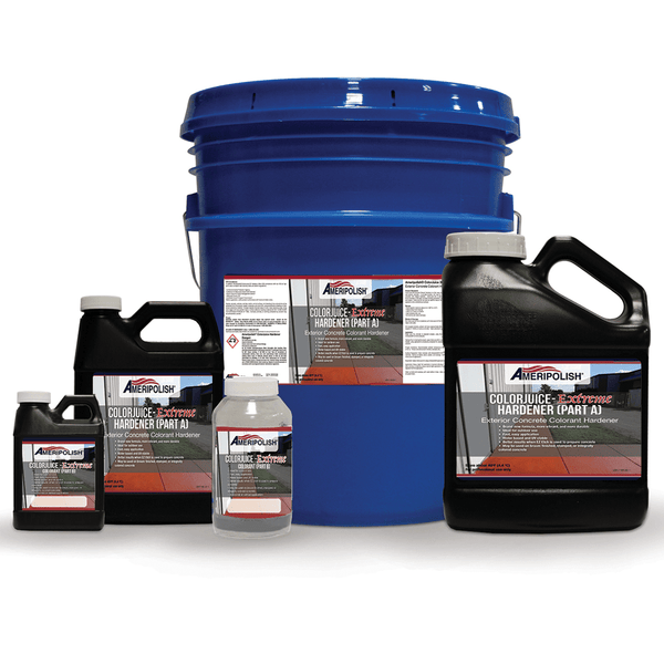 Ameripolish - ColorJuice E (EXTERIOR CONCRETE COLORANT)