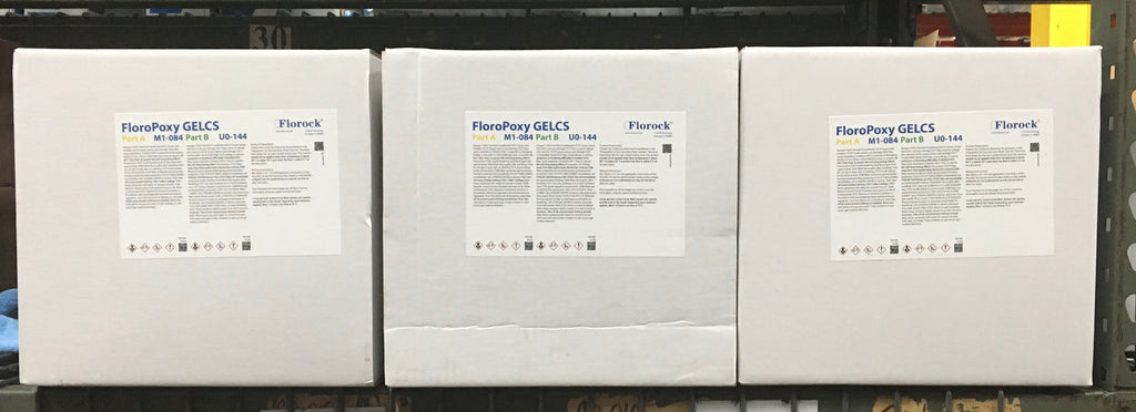 FloroGel Epoxy Patch 3.2Gal Kit