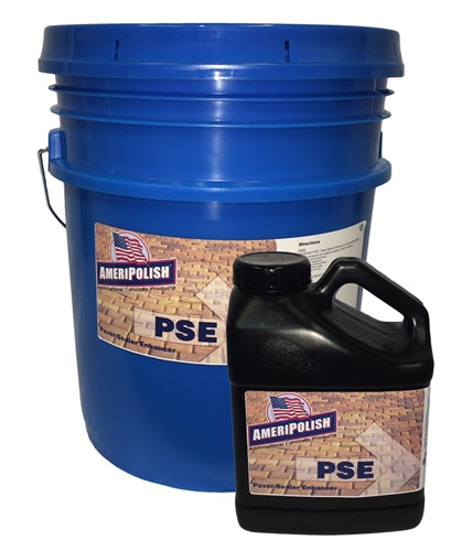 Ameripolish - PSE | Paver Sealer Enhancer (WATER-BASED HIGH PERFORMANCE POLYMER)