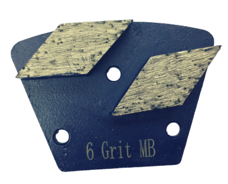 Rhombus Double Grinding Plate