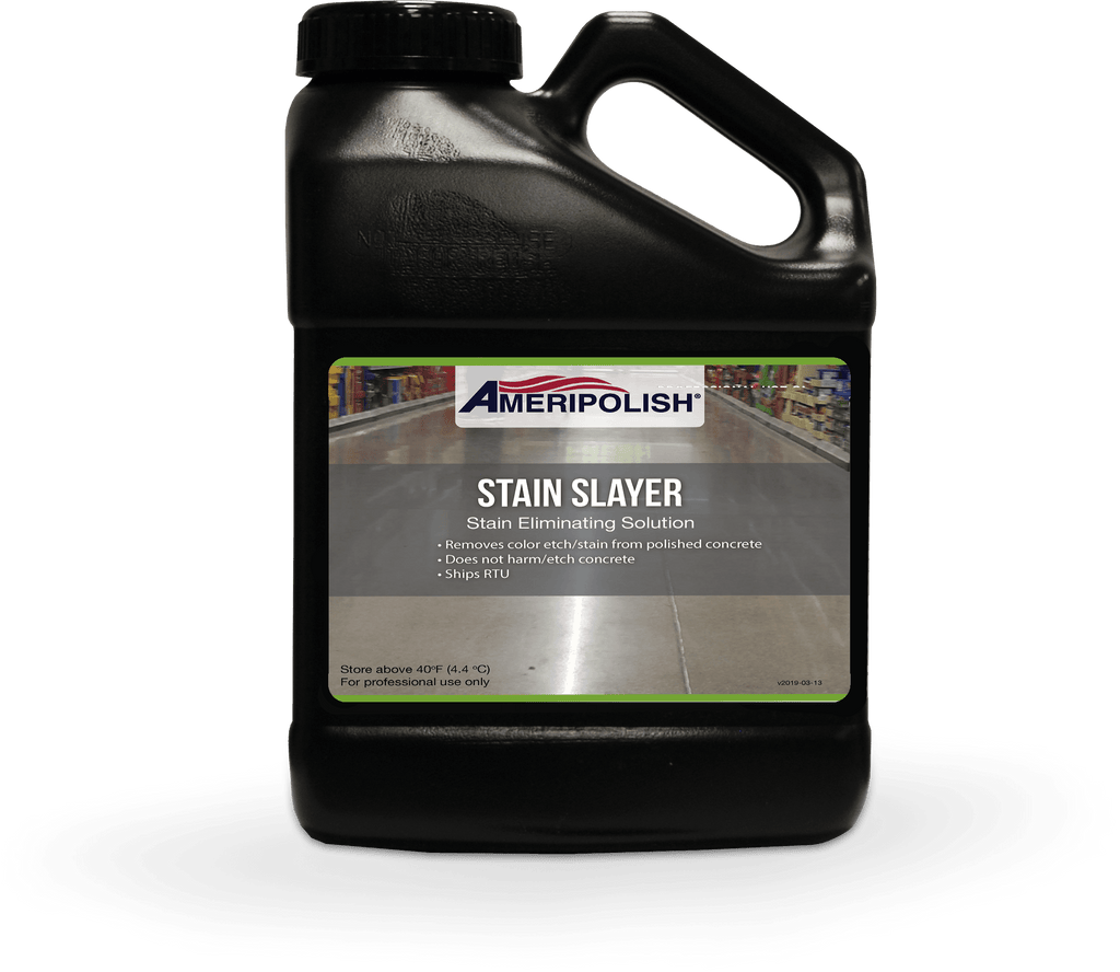 Ameripolish - Stain Slayer (HIGH PERFORMANCE COLOR-ETCH REMOVING SOLUTION)