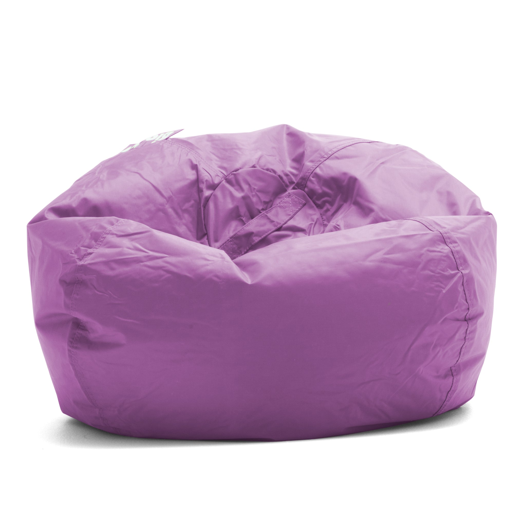 Superb 98 Big Joe Round Bean Bag Chair Purple Limon Furniture Onthecornerstone Fun Painted Chair Ideas Images Onthecornerstoneorg