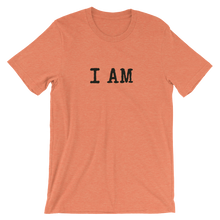 Load image into Gallery viewer, I AM - Unisex T - Light