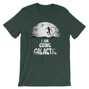 Going Galactic Unisex T-shirt