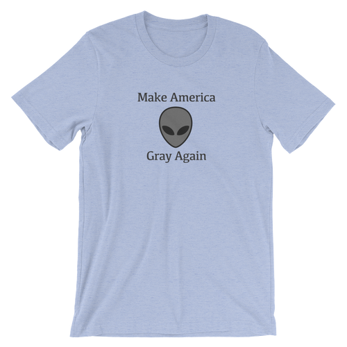 Make America Gray Again - Unisex T