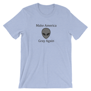 Make America Gray Again - Short-Sleeve Unisex T-Shirt