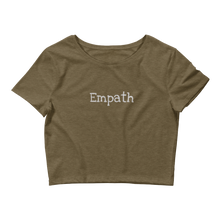 Load image into Gallery viewer, Empath - Women's Crop T