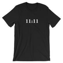 Load image into Gallery viewer, 11:11 Short-Sleeve Unisex T-Shirt -Dark