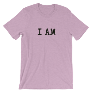 I AM - Unisex T - Light