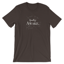 Load image into Gallery viewer, Finally Awake - Short-Sleeve Unisex T-Shirt