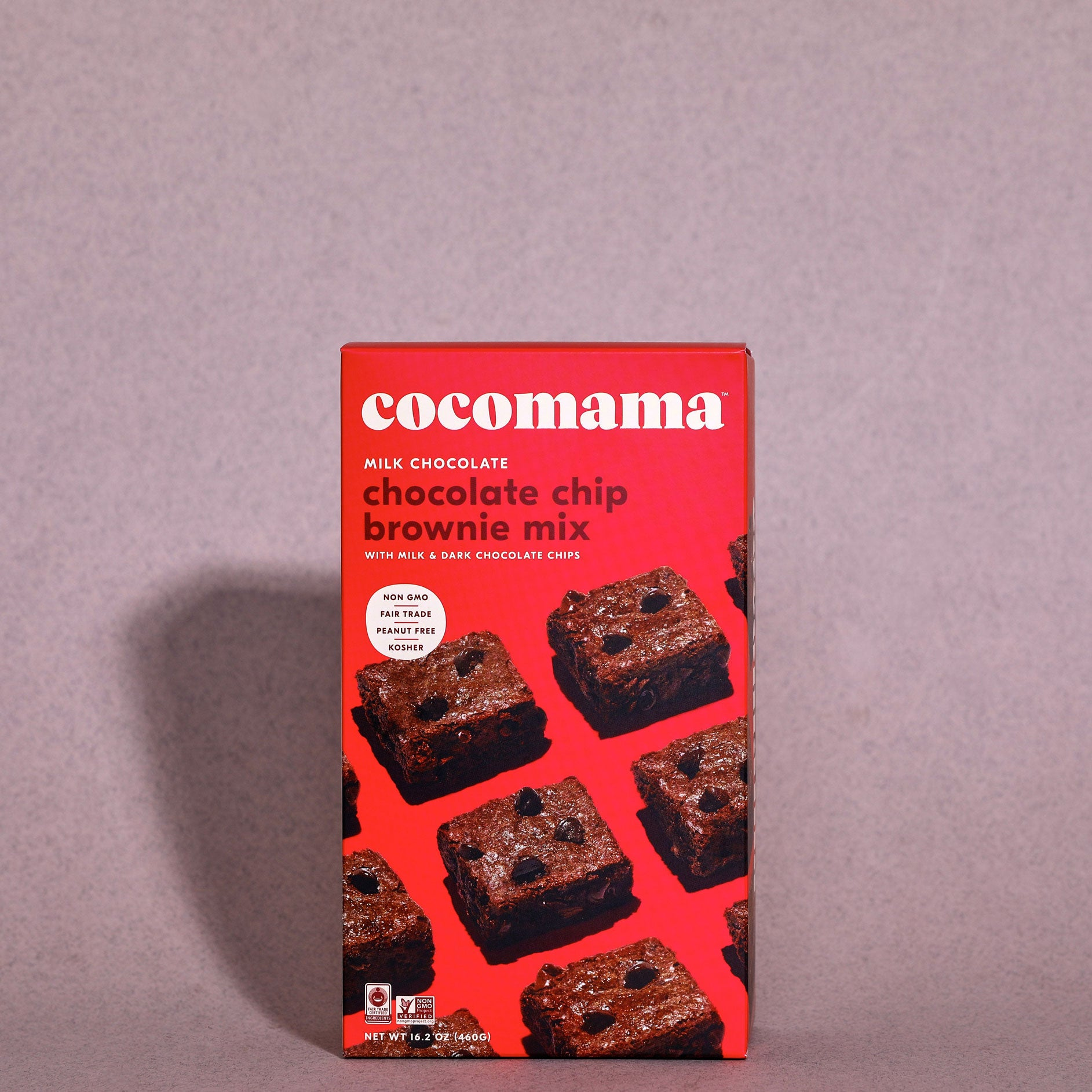 Dark & Milk Chocolate Brownie Mix - Cocomama