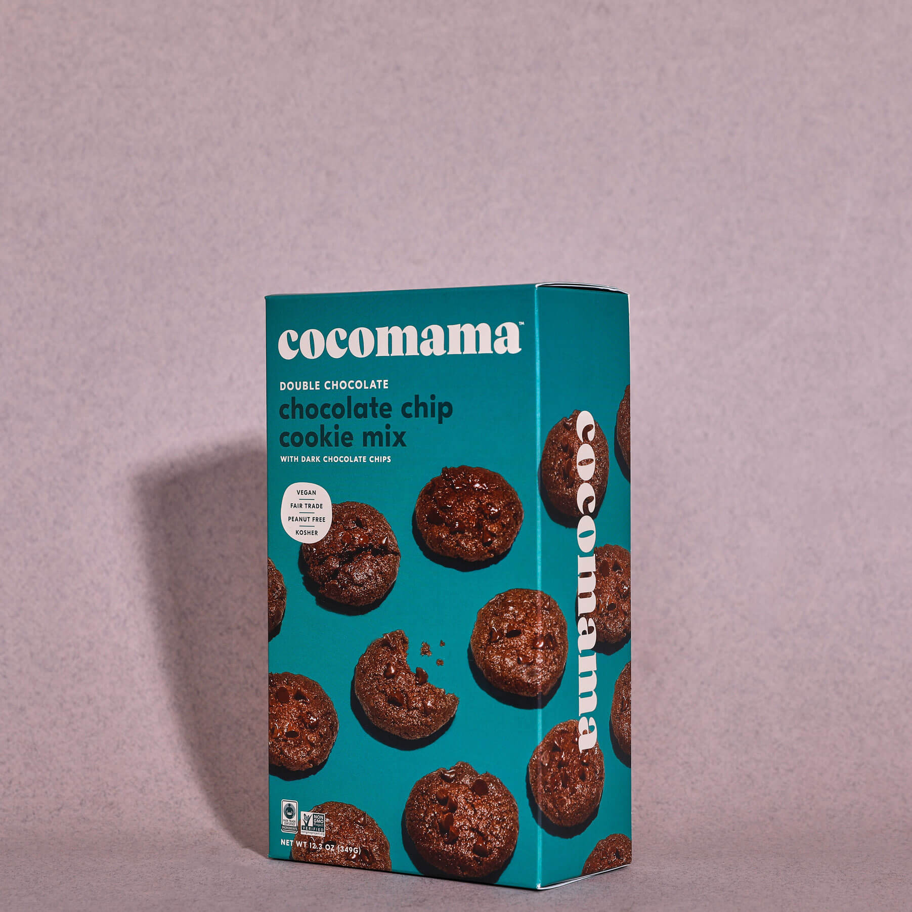 Dark Chocolate Cookie Mix - Cocomama