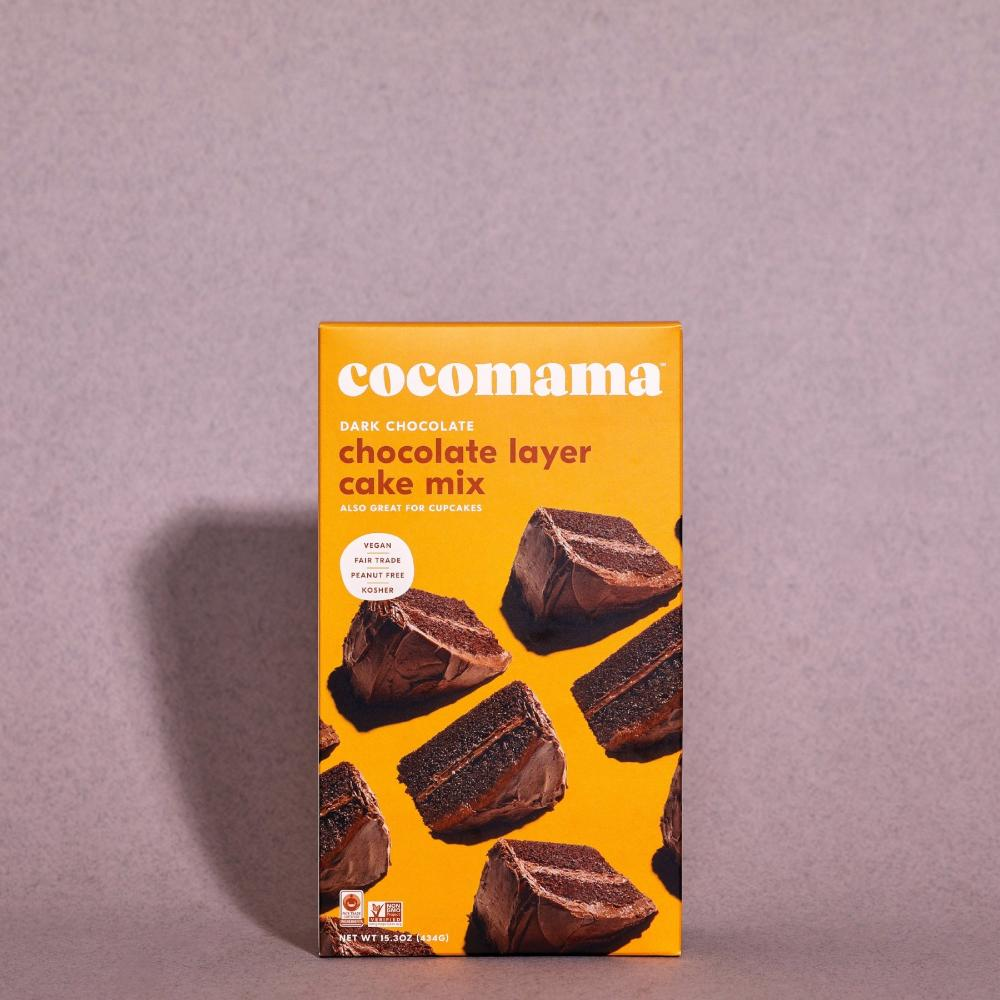 Chocolate Cake Mix - Cocomama
