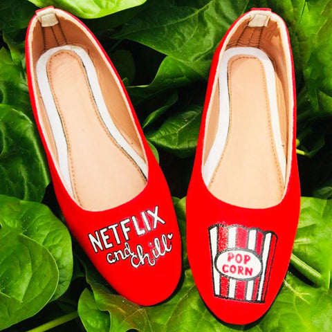 Netflix and Chill Ballerinas