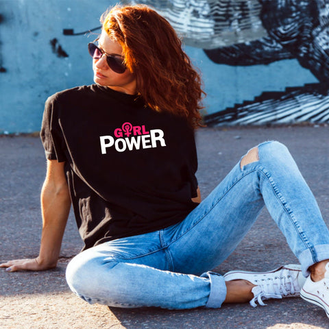 Girl Power T-shirts for Women