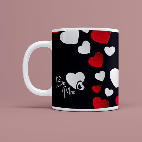 Be Mine! Ceramic Mug