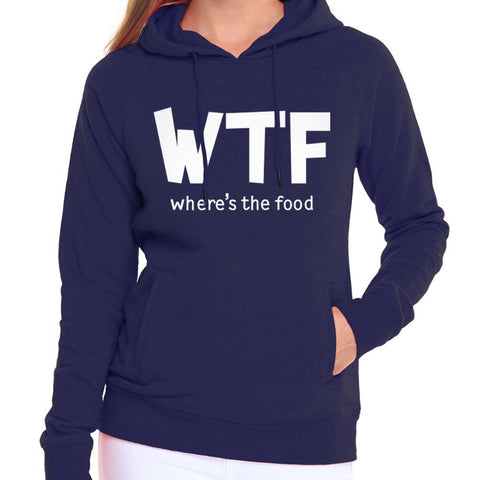 The WTF Hoodies for Women