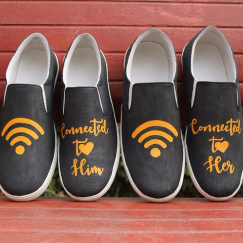 WIFI Couple Shoes