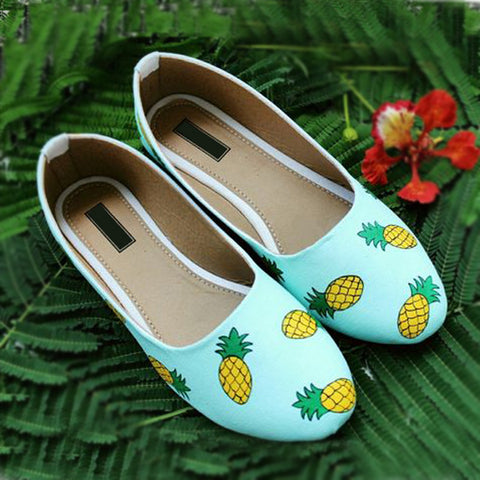 Tropical Ballerinas