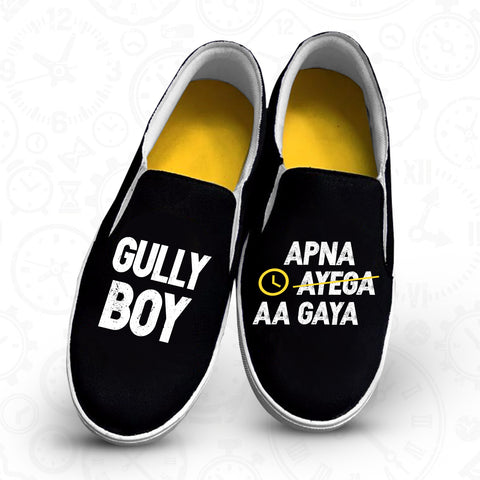 Apna Time Aa Gaya Shoes