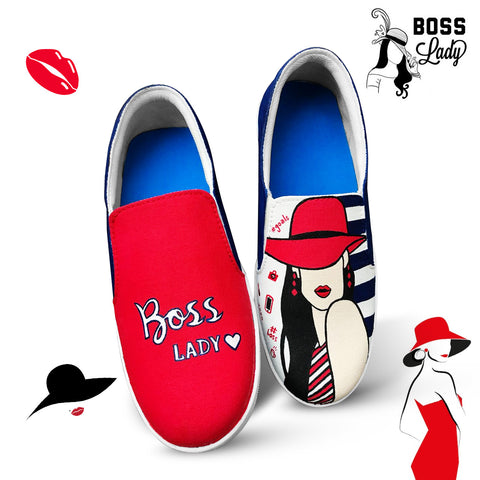 Boss Lady Shoes For Kids